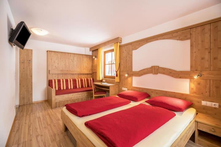 St. Jakob - Ahrntal / Südtirol的民宿