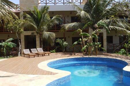 2 bedroom apartment at Serrote Breezes Condominium