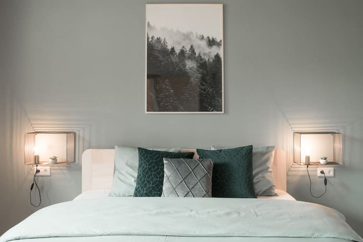 Neues Apartment für 2-6 Personen /Home at Moos