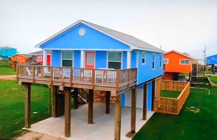 冲浪海滩(Surfside Beach)的民宿