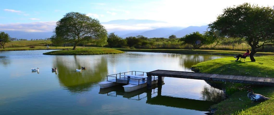 Campo Quijano的民宿