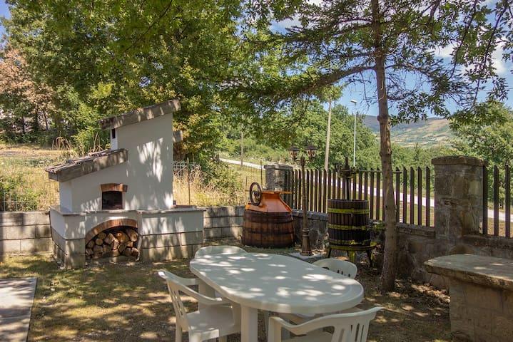 Casa di campagna - Belmonte del Sannio -  Molise