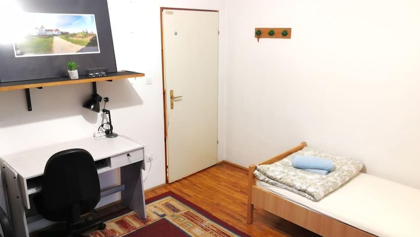 Single bedroom in Varazdin