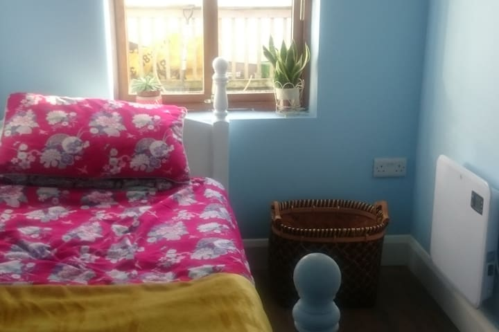 Entire space for two guests close to city centre.