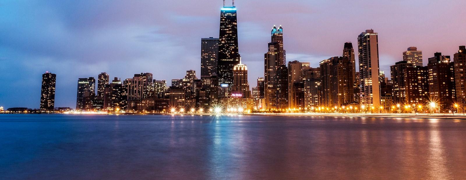 Downtown Chicago的度假屋