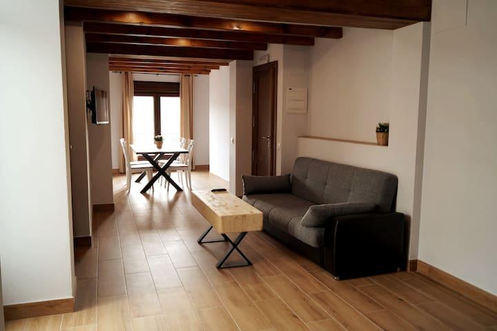 Buitrago del Lozoya的民宿