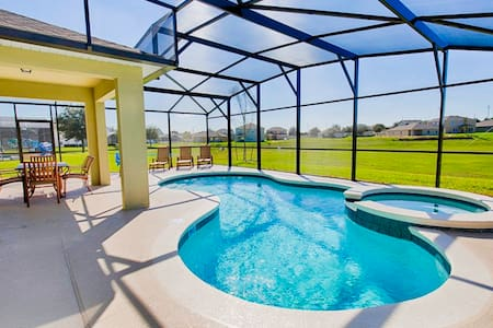 ☀ 10 Guest Villa in Tranquil Setting   Pool & Spa