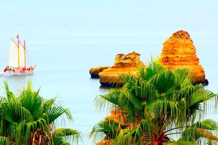 Amazing Beach House with Balcony  (Free WI-FI)