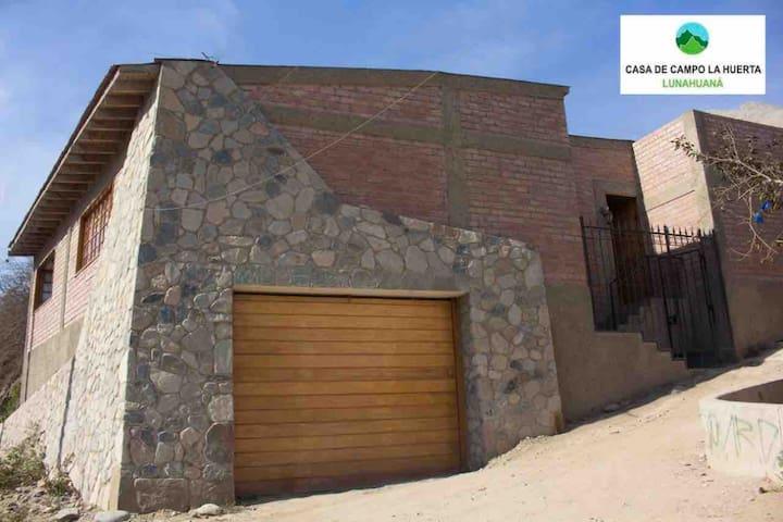 Lunahuaná的民宿
