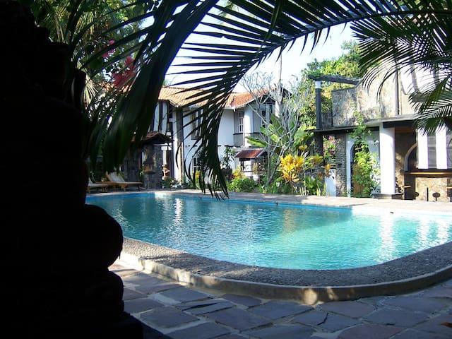 Pangandaran的民宿