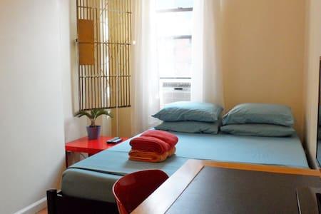 Clean Room, Central Location in Manhattan