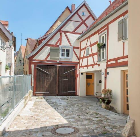 Weißenburg in Bayern的民宿