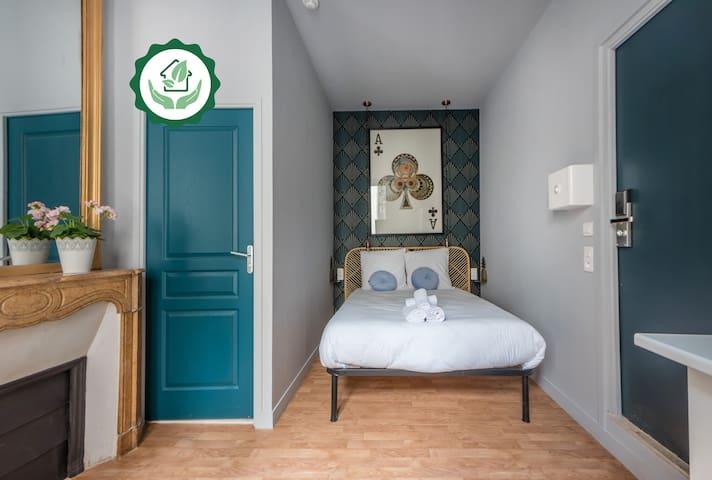 Saint-Lazare - Opera 37: apartment for 2