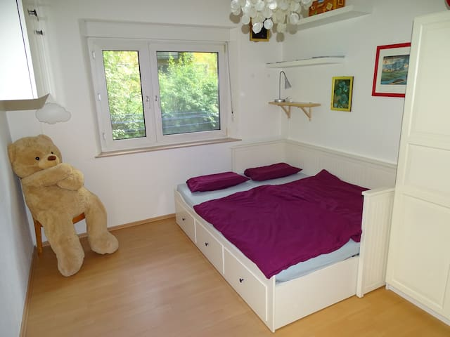 Cosy, family-friendly room in Nuremberg