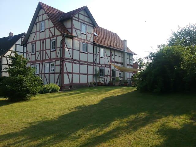 Wanfried的民宿