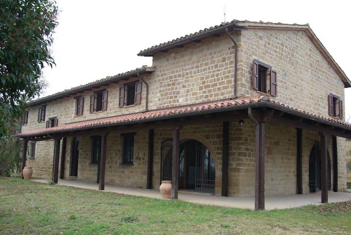 San Ginesio的民宿
