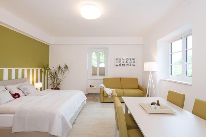 Villa Bella Vista - Apartment Green