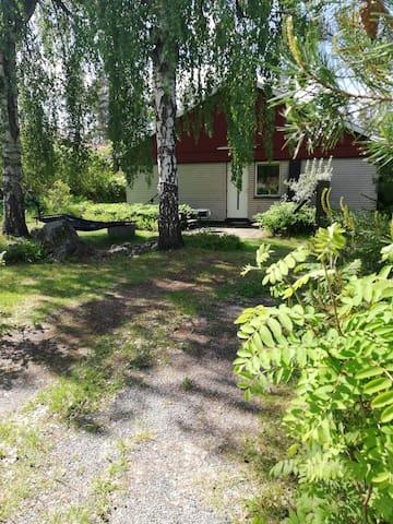 Haraldsbo-Hälsinggården的民宿