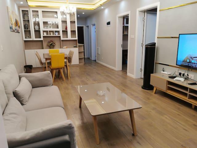Ankang Shi的民宿