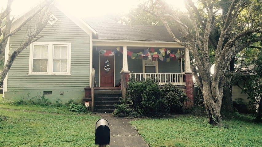 诺克斯维尔(Knoxville)的民宿