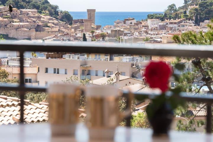 Beautiful Apartment in Tossa de Mar (50m2)