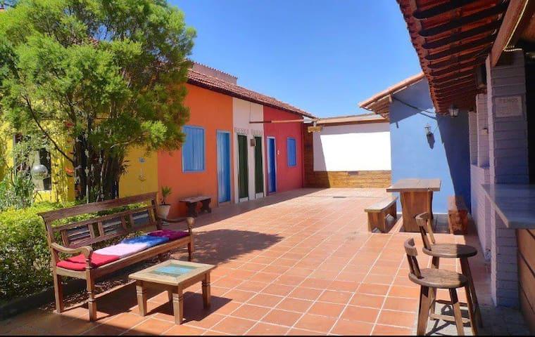Santa Tereza的民宿