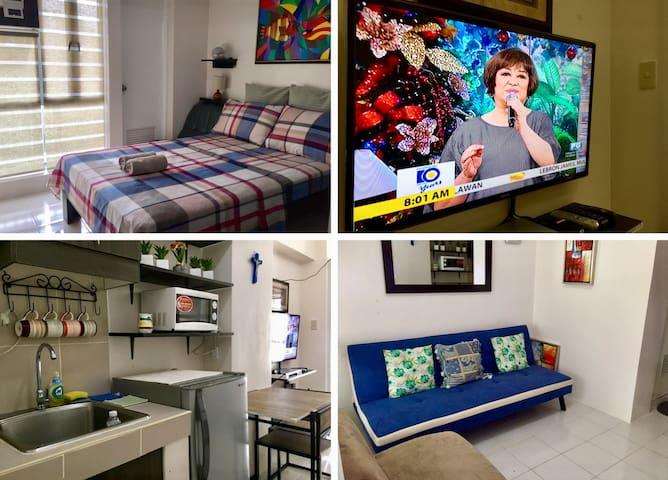 KAJA Prime Residences, Tagaytay (w/ Netflix)