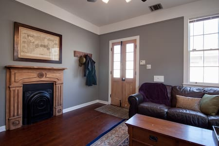 Cozy & Private Bywater Creole Cottage