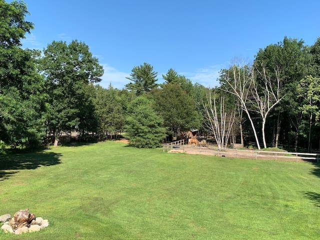 The Retreat at Crystal Lake Farm