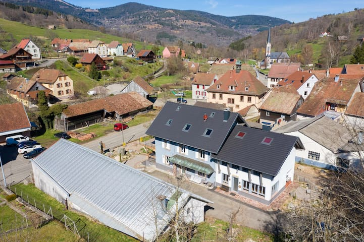 Sondernach的民宿