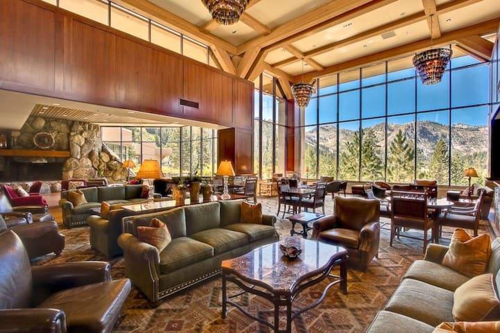 Squaw Creek Resort 4 star amenities Ski in/out :-)
