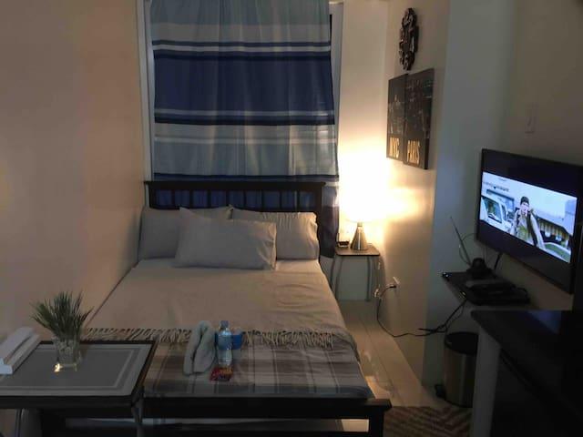 "Green Residences Studio ""In the heart of Manila"""