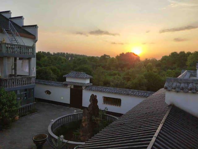 荆州的民宿