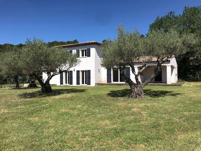 Colocation en villa Salernes
