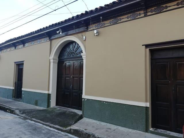 Apastepeque的民宿