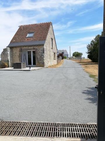Saint-Quentin-sur-Indrois的民宿