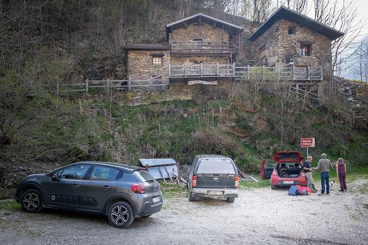 Salza di Pinerolo的民宿