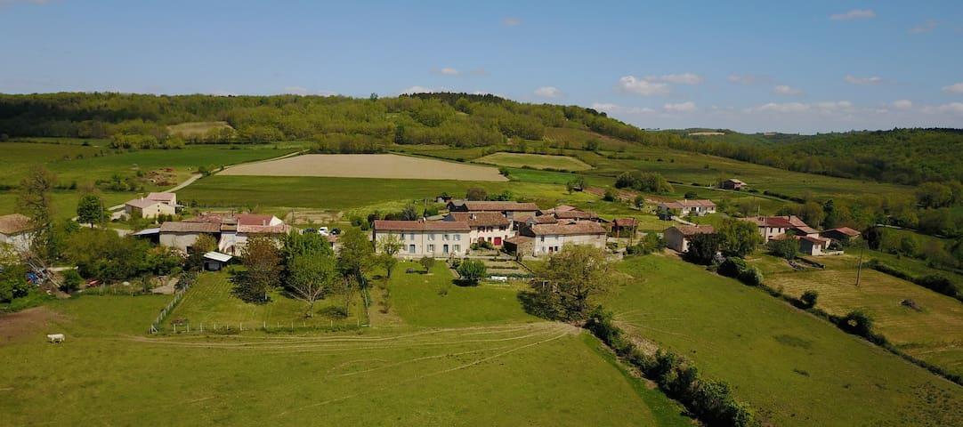 Serviès的民宿