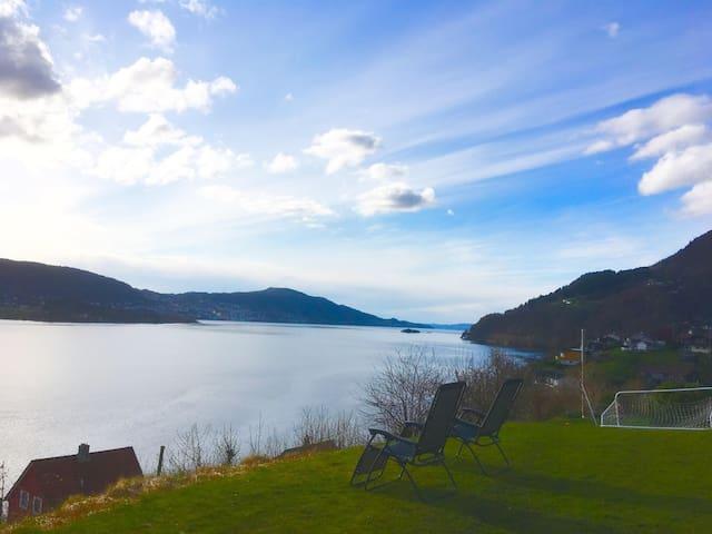 Osterøy的民宿