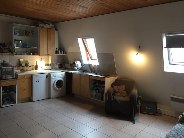 Appartement 2 pièces 37m2 11ème arrondissement