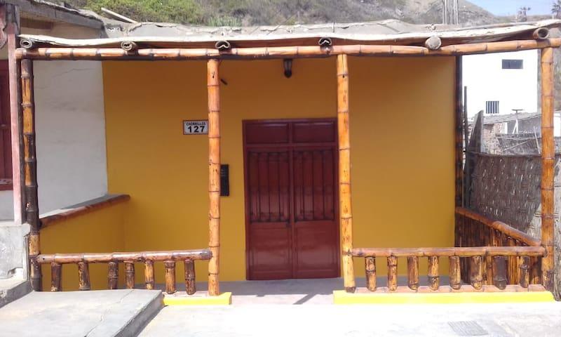 Barranca的民宿