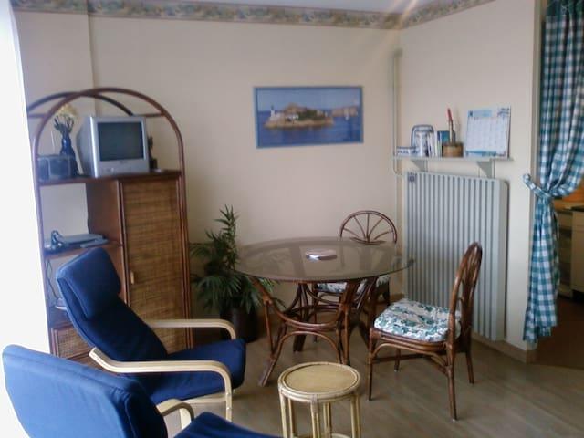 罗斯科夫的民宿