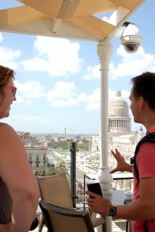 古巴城的体验