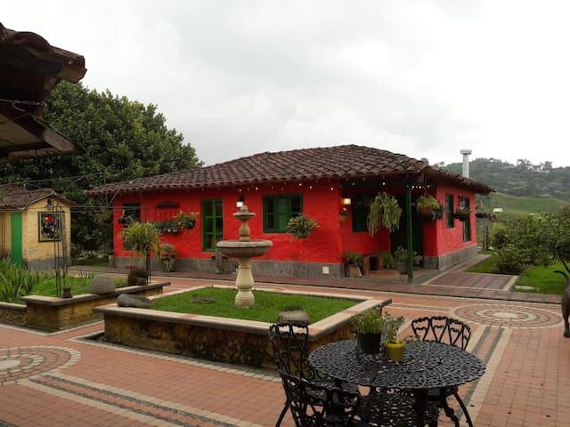 Filandia, Quindío的民宿