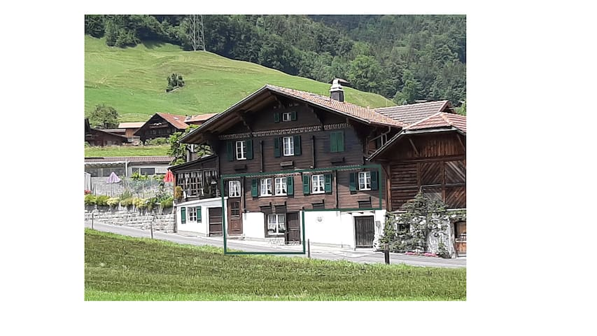 Feriengenuss mit Gehrihorn-Blick