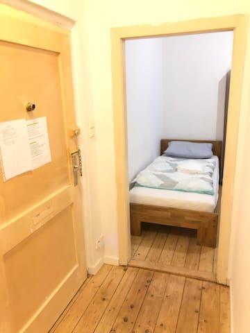 Wohnung im Zentrum Hannovers für erholsame Nächte!