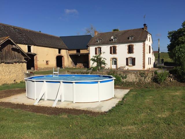 Peyrelongue-Abos的民宿