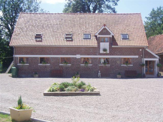 Capelle-lès-Hesdin的民宿