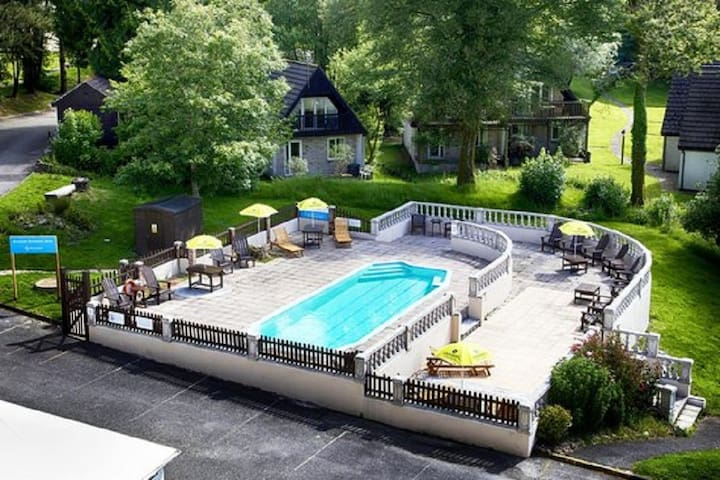 Dartmoor Lodge, Honicombe Manor Holiday Resort