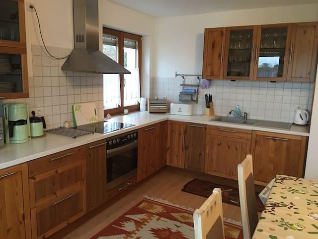 Hilgertshausen-Tandern的民宿